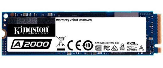 SSD NVMe Kingston A2000