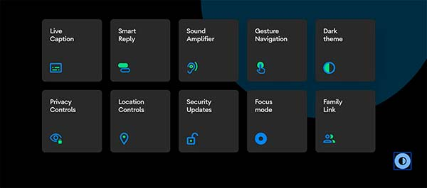 funciones Android 10