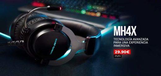 auriculares mh4x de mars gaming