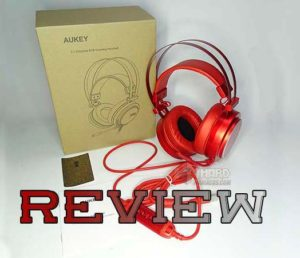 review auriculares gaming aukey gh-s5 r
