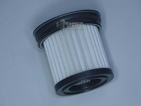 filtro Hepa de alat eficiencia aspirador Conga RockStar