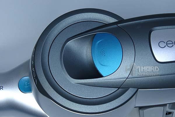 boton tapa superior aspirador Conga 300 X-Treme