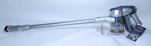 aspirador Conga con tubo telescopico y boquilla ancha