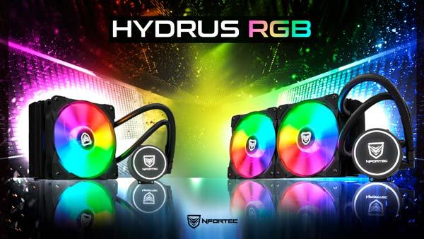 Nfortec Hudrus RGB