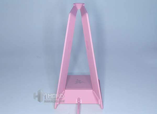 soporte por detras Razer Base Station Chroma Quartz Pink