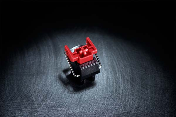 interruptor switch optico-lineal de Razer