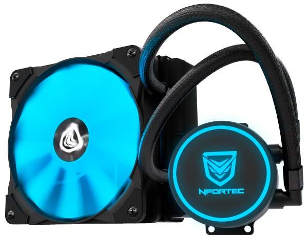 Nfortec Hydrus V2 en azul