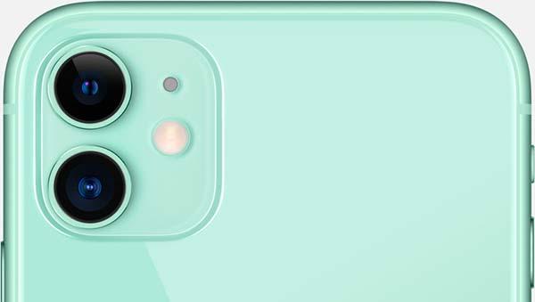 iPhone 11 camaras