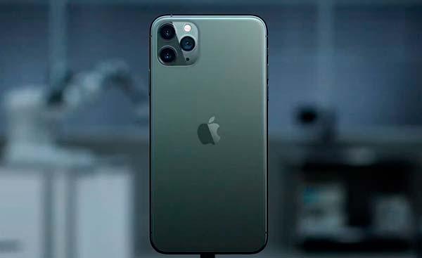 iPhone 11 Pro diseño