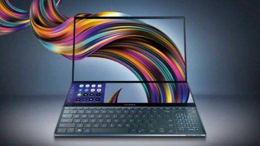portátil Asus ZenBook Pro Duo