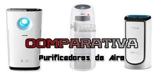 Comparativa purificadores de aire portada