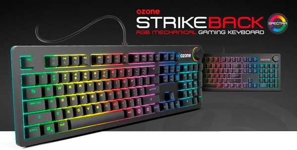 teclado Ozone StrikeBack