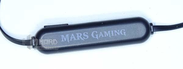 mars gaming en controladora auriculares mhbtx