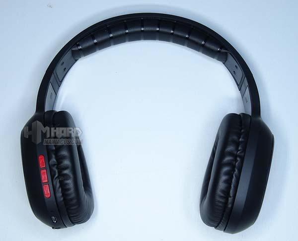 auriculares con diadema combo mhbtx