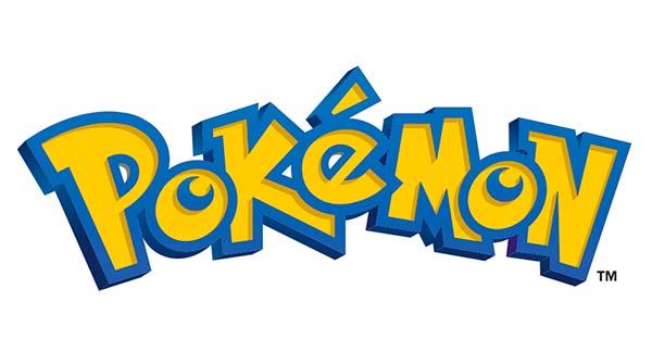 logo Pokemon stickers