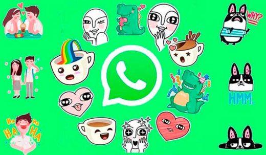 stickers whatsapp portada