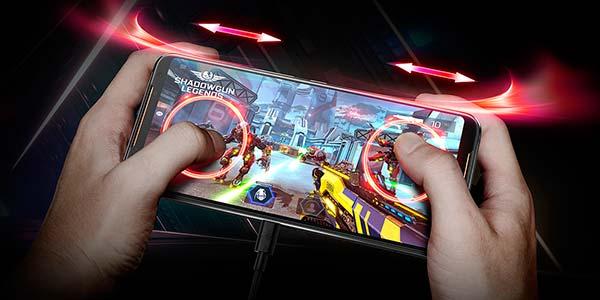 movil gaming Asus ROG