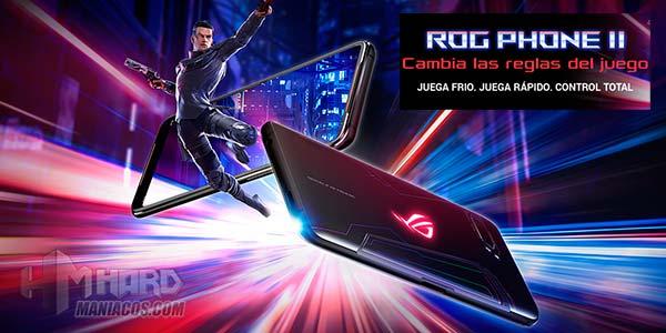 Asus ROG Phone II portada