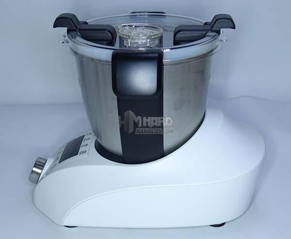 robot cocina ikohs chefbot compact steampro