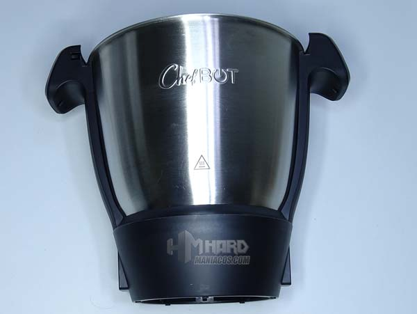 vaso bol ChefBot Compact Ikohs
