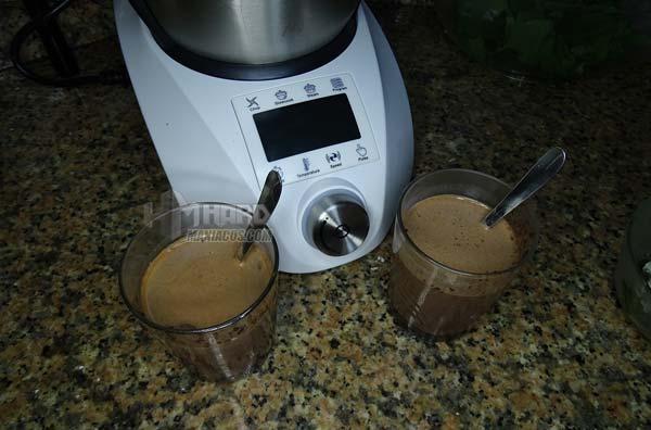 batidos cacao caliente chefbot compact ikohs