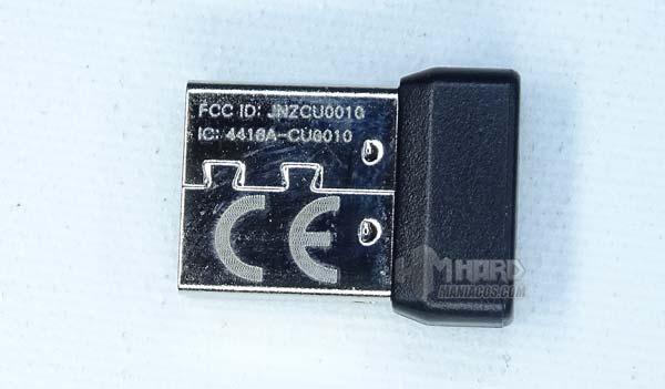 receptor USB wifi combo logitech mk470