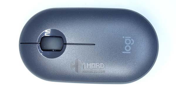 raton inalambrico del combo logitech mk470