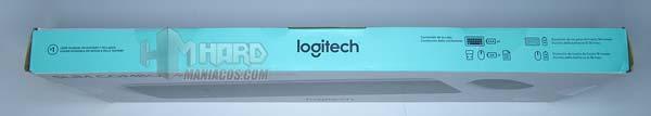 lateral largo caja teclado y raton logitech