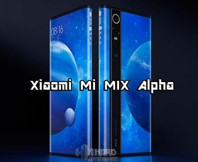 Mi Mix Alpha portada