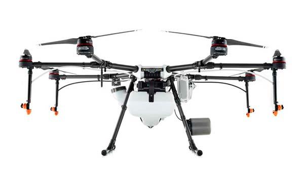 dron DJI AGRAS MG-P1