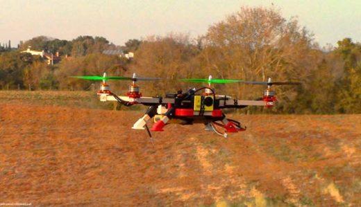 drones en agricultura portada