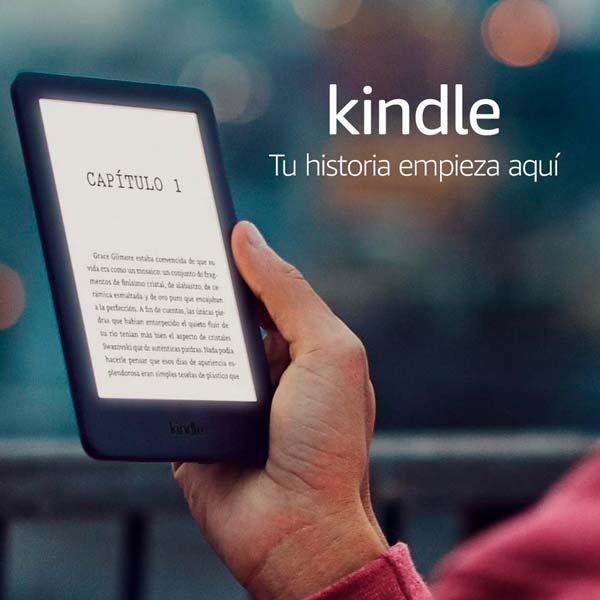 libro kindle