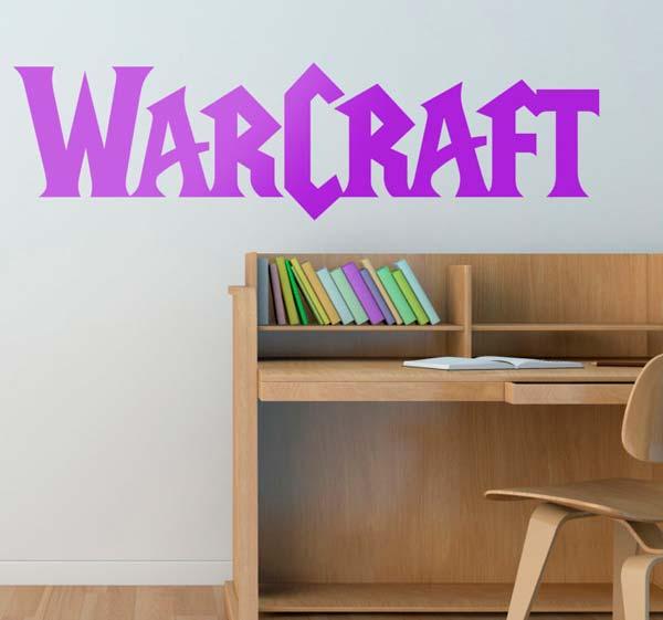 vinilo warcraft