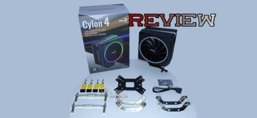 disipador AeroCool Cylon 4