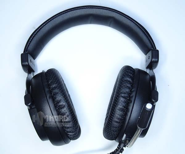 auriculares MH4X Mars Gaming