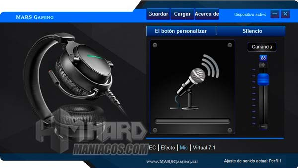 software Mars Gaming MH4X micro