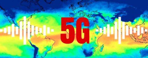 el 5g puede alterar las predicciones meteorologicas
