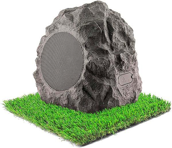altavoz piedra Caliber