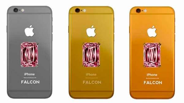 iPhone 6 Falcon, iPhone mas caro del mundo
