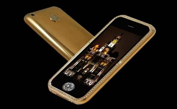 iPhone 3G de oro