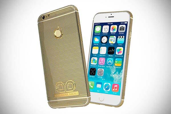 iPhone 6 de lujo