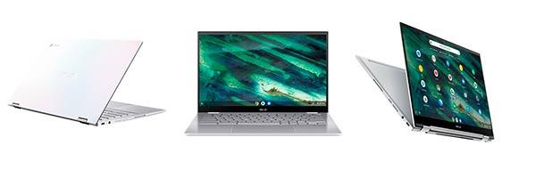 Asus en CES Chromebook Flip C436