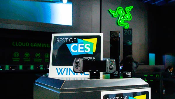 premios Razer CES 2020