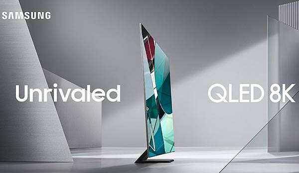 Monitores Samsung CES 2020