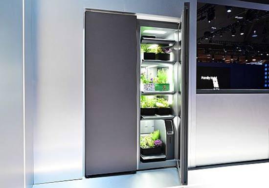 frigorifico Samsung CES 2020