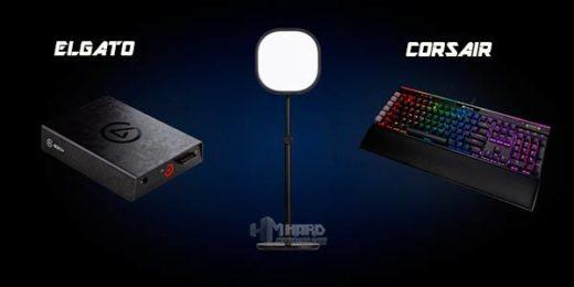 Elgato y Corsair en CES 2020 portada
