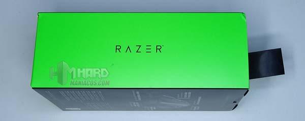 Razer DeathAdder V2, lateral