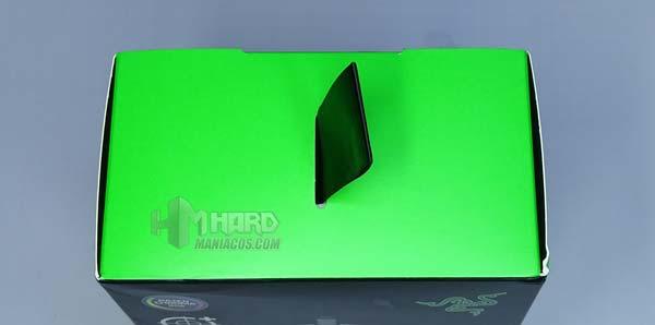 Razer DeathAdder V2, asa caja