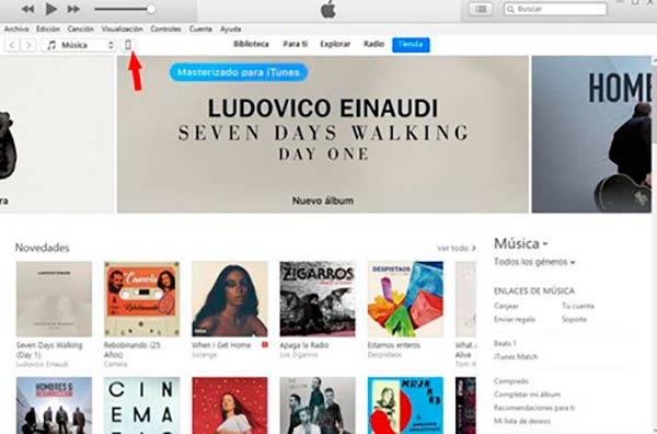 recuperar fotos eliminadas iTunes iphone