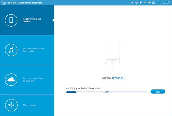 PhonePaw iPhone Data Recovery
